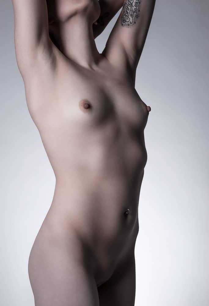 weiblicher Torso