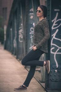 Frau in Wuppertal fashion