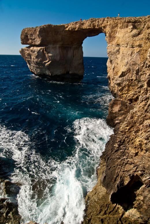 Malta turdle door