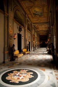 Palast in Malta