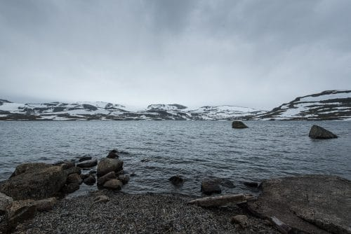 Bergsee bei Finse