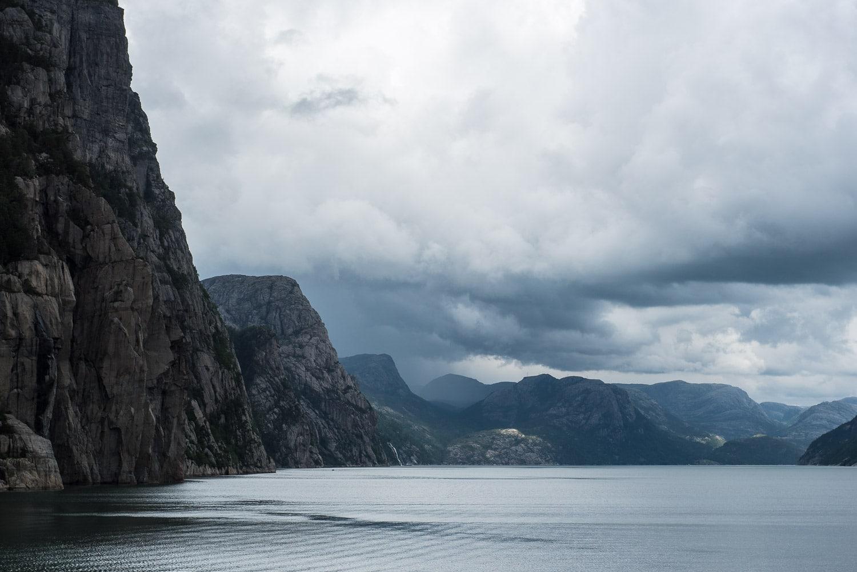 Im Lysefjord