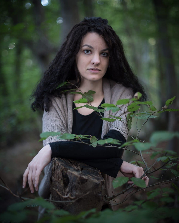 Sabrina im Wald III
