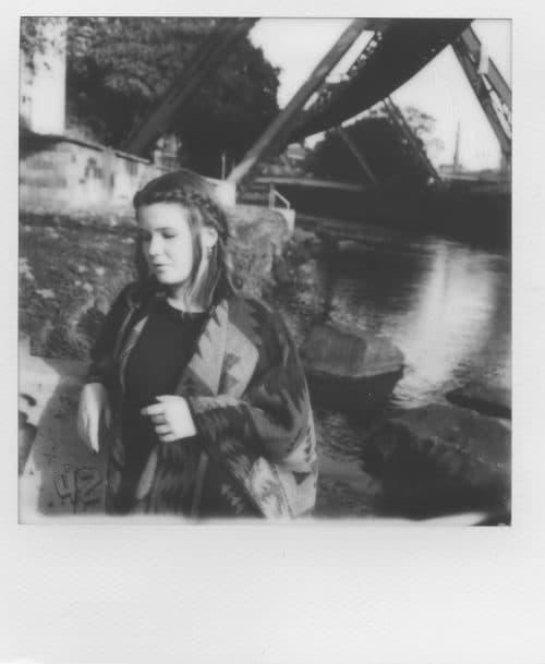 Portrait Polaroid Analog
