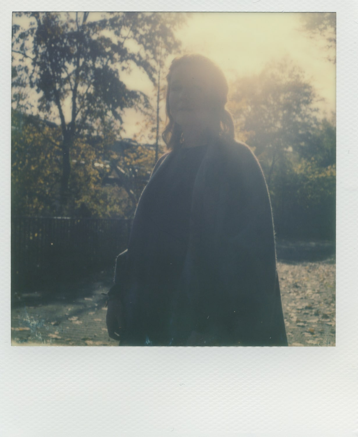 Portrait Polaroid Analog