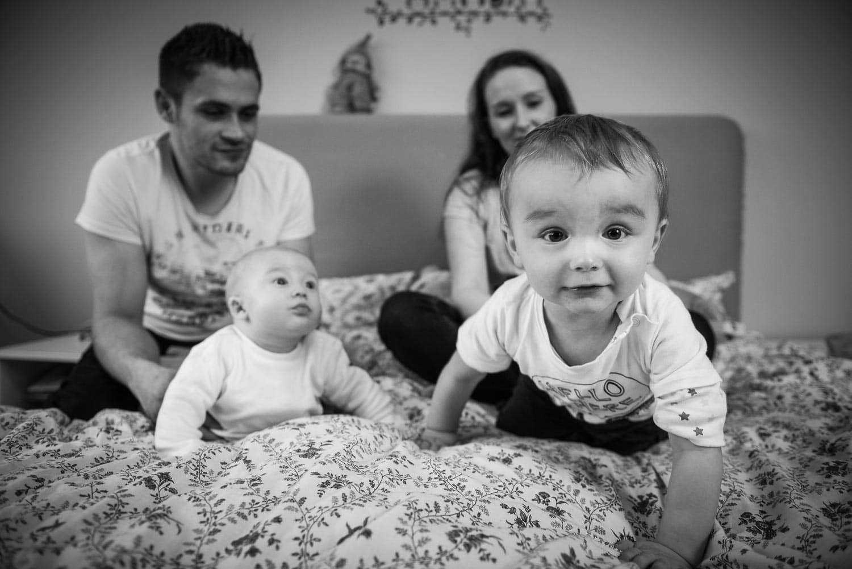 Origenelles Familienfoto