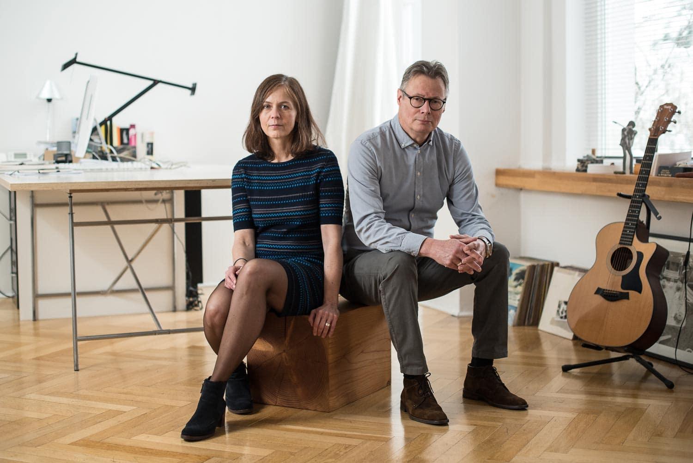 Designer-Portraits