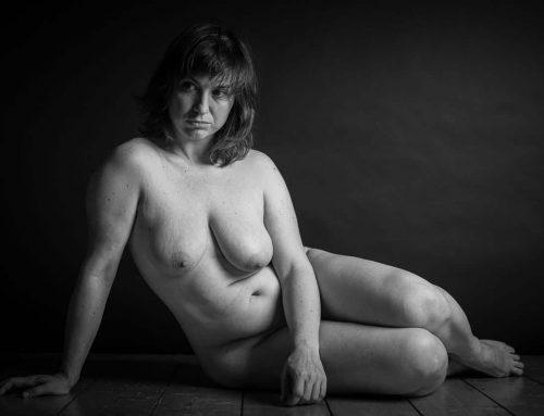 Aktportraits mit Julia