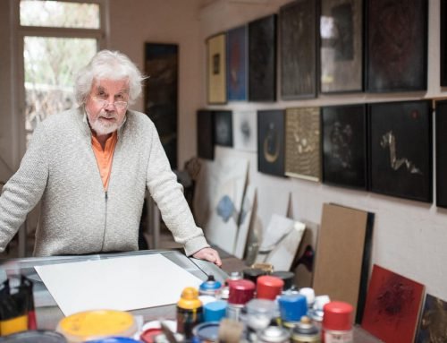 Künstlerportrait Hartmut Krüpe-Silbersiepe
