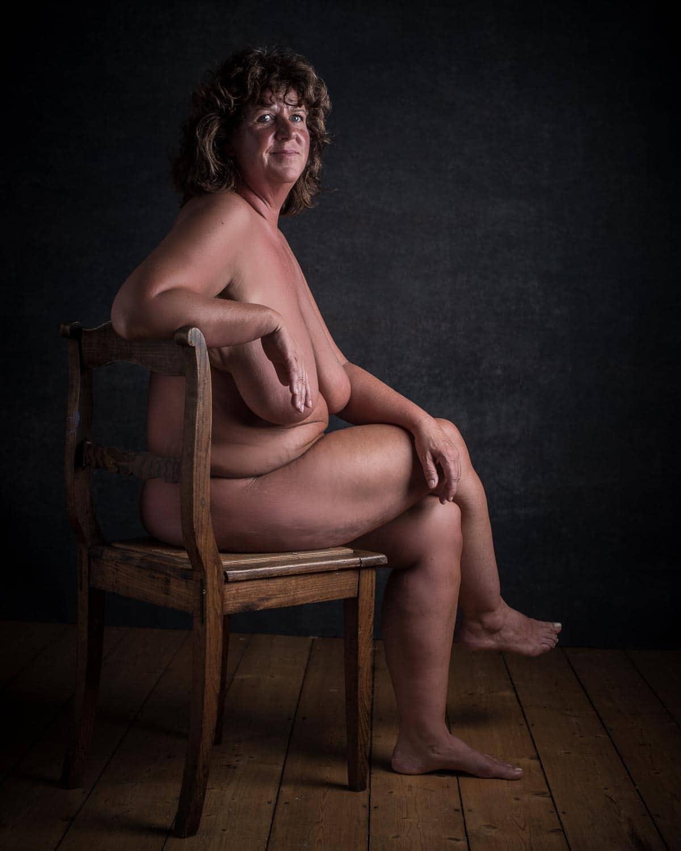 Aktportrait