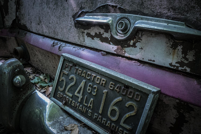 Autofriedhof-Neandertal