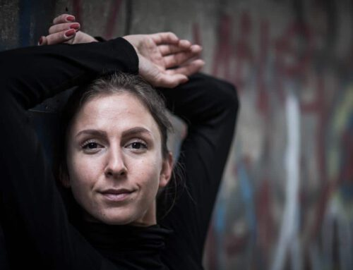 Portrait-Fotoshooting mit Sabina