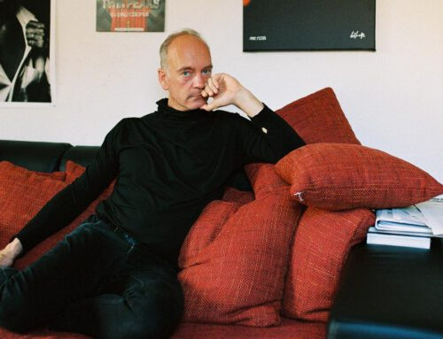 Carsten at Home