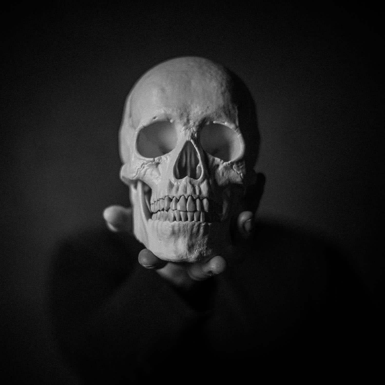 Düsteres-Portrait
